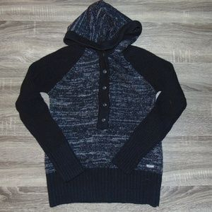 Columbia heavy knit sweater size small